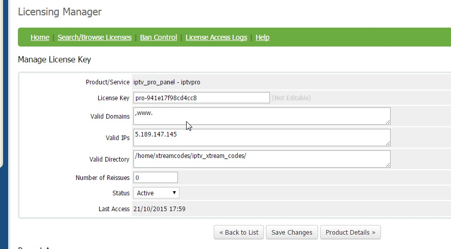 Licensing addon question - Using WHMCS - WHMCS Community