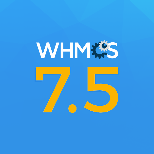 WHMCS 7.5 Now Available