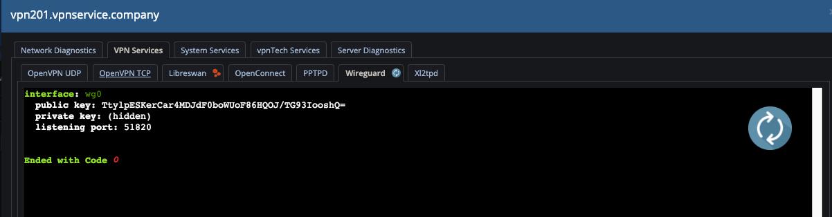 VPN Service Provider Addon+Server WHMCS Module :: Seeking
