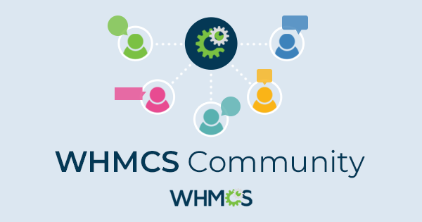 WHMCS.Community Wrapup - April 2019