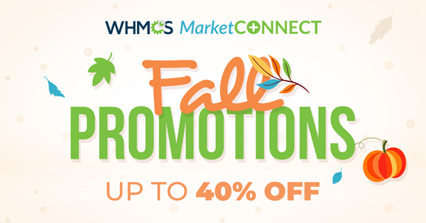Check out this season's MarketConnect promotions