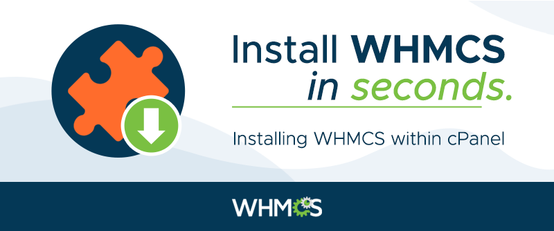 Install WHMCS in Seconds