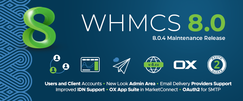 [From the Blog] WHMCS 8.0.4 Now Available